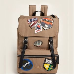 Invicta Jolly Heritage Patch Backpack